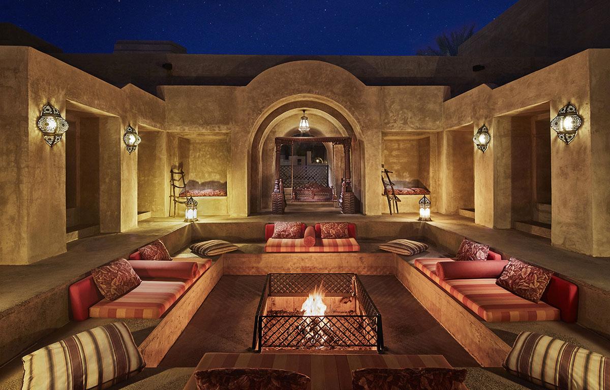 Bab Al Shams Desert Resort Spa Getaways Travel And Tourism